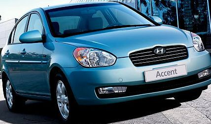 Hyundai Accent Models